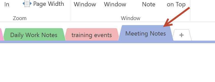 meeting note templates