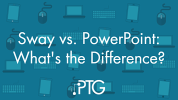 Sway vs PowerPoint