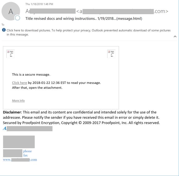 title phishing 2