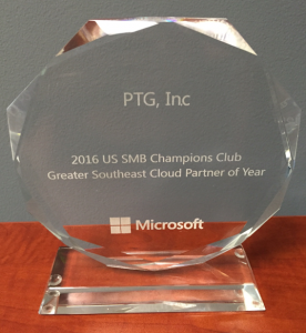 Cloud Partner of the Year