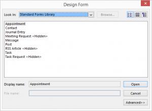 Design Form Box