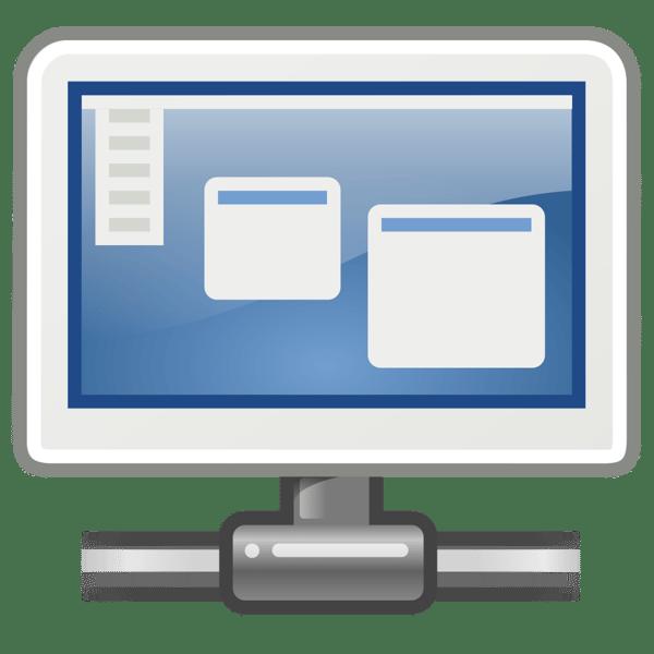 Remote virtual desktops