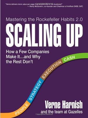 Scaling Up Book Cover