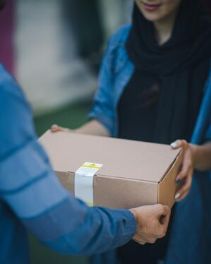 supply chain business delivery