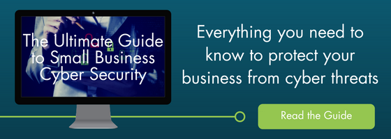 Ultimate Guide to Small Business Cyber Security