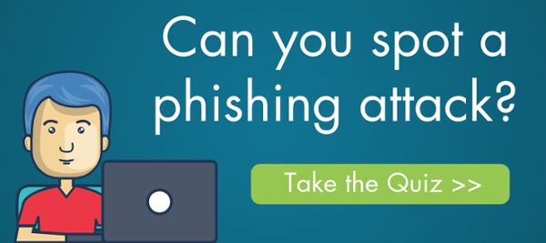 Can you spot a phishing attack? Take the quiz.